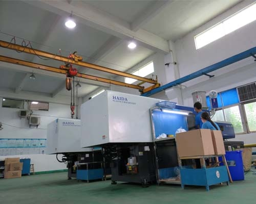 What are the characteristics of the mold processed by the precision mold factory